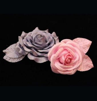 گل پارچه ای کوچک مدل یک