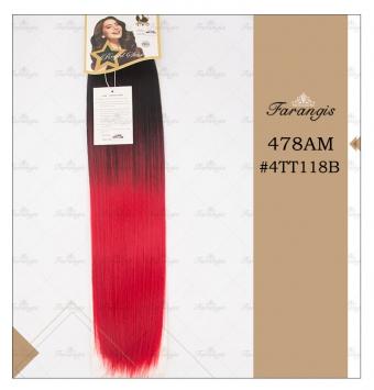مو متری آمبره قرمز برند 478AMکد 4TT118B