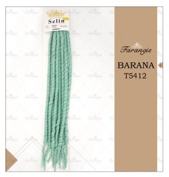مو دردلاک سبز دریایی مدل BARANA کد T5412