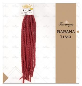 مو دردلاک جگری مدل BARANA کد T1643