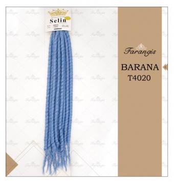 مو دردلاک آبی سیر مدل BARANA کد T4020