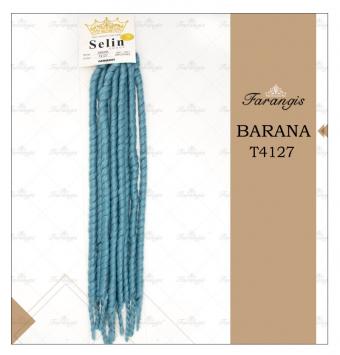 مو دردلاک آبی مدل BARANA کد T4127