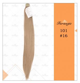 موی دم اسبی بلوند مدل 101 کد 16