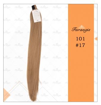 موی دم اسبی بلوند مدل 101 کد 17