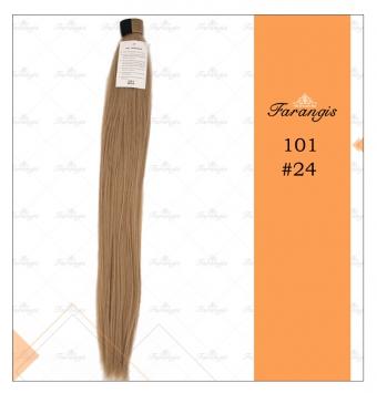 موی دم اسبی بلوند مدل 101 کد 24