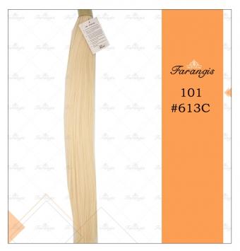 موی دم اسبی بلوند مدل 101 کد 613C