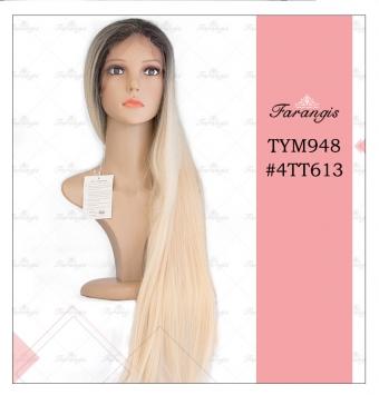 کلاه گیس زنانه آمبره مدل TYM948 کد 4TT613