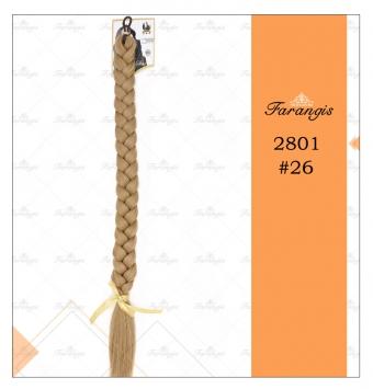 موی دم اسبی بافت عسلی بلوند مدل 2801 کد 26