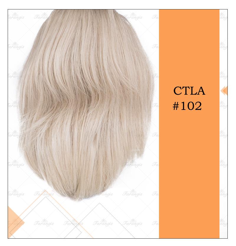 کلیپس مویی بلوند مدل CTLA کد 102
