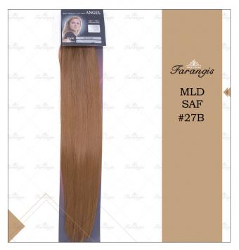 مو متری لخت عسلی مدل MLD SAF کد 27B