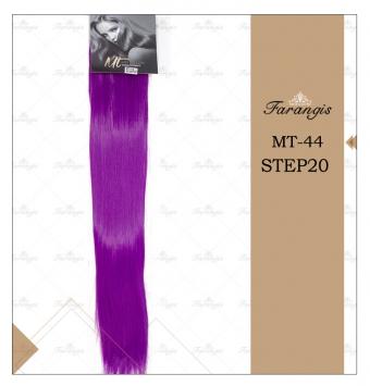 مو متری فانتزی بنفش مدل MT-44 کد STEP20