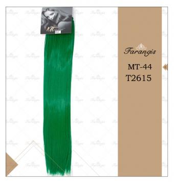 مو متری فانتزی سبز مدل MT44 کد  T2615