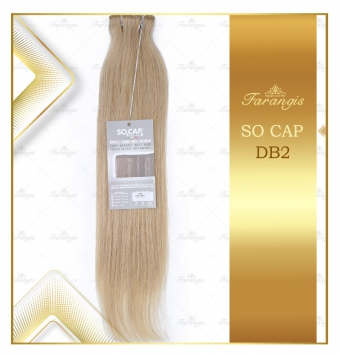 مو طبیعی بلوند کد DB2