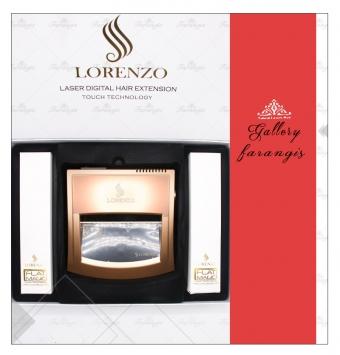 دستگاه اکستنشن لیزری Lorenzo